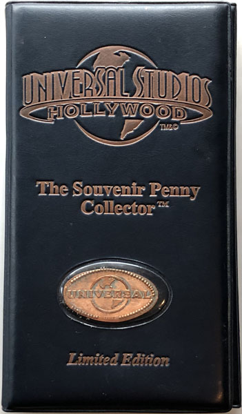 Winchester Mystery House Elongated Pressed Penny Souvenir Album Book ..